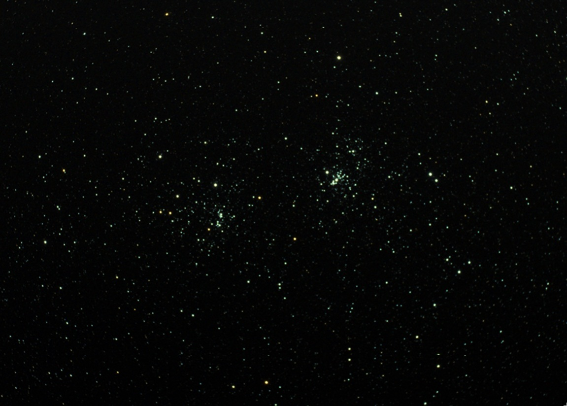 Double Cluster 20m