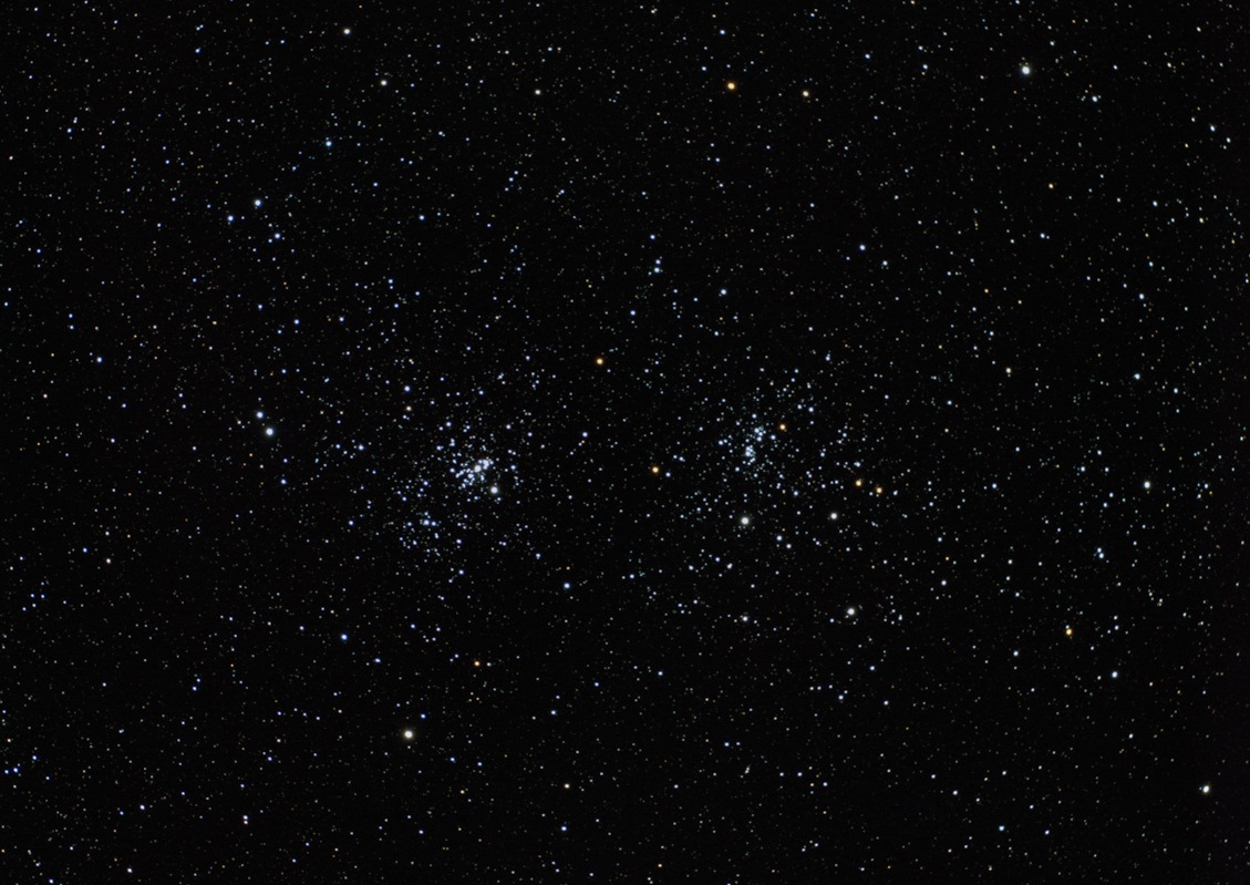 2 Double Cluster 1h